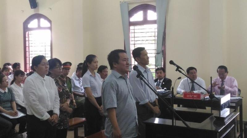 Đang xét xử đại gia thủy sản Tòng Thiên Mã - ảnh 1