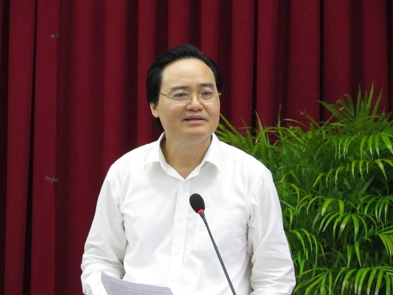 Bộ trưởng Nhạ: Sẽ không còn độc quyền in sách giáo khoa - ảnh 1