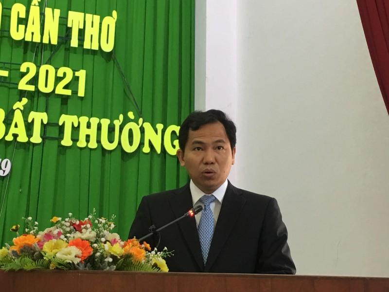 Cần Thơ có tân Chủ tịch UBND TP  - ảnh 2