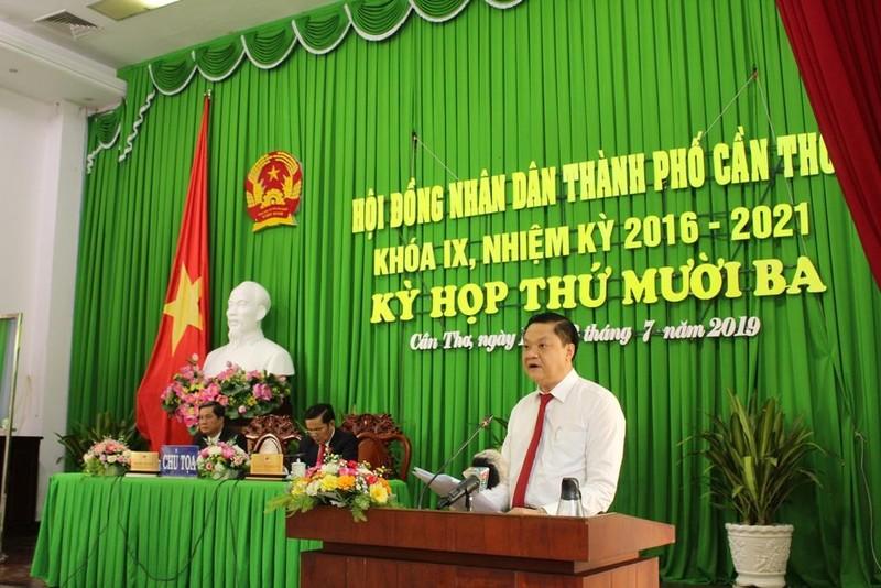 Phó Chủ tịch QH ấn tượng với sự phát triển của Cần Thơ - ảnh 1