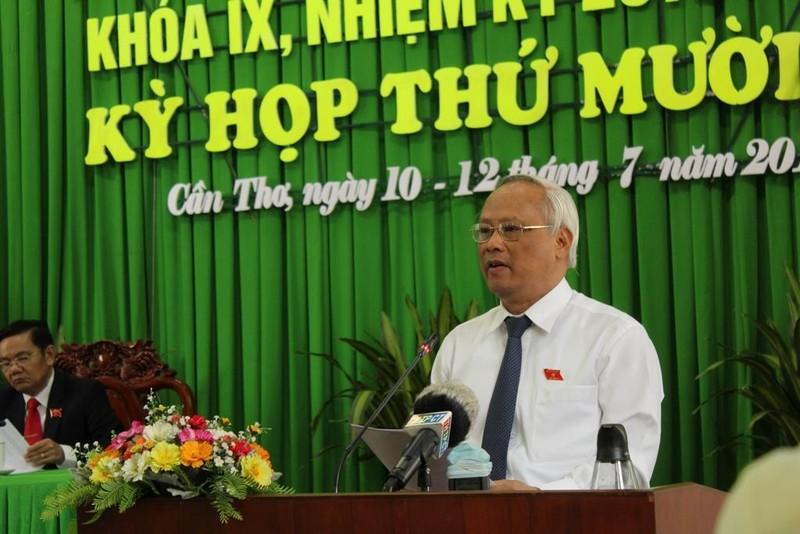 Phó Chủ tịch QH ấn tượng với sự phát triển của Cần Thơ - ảnh 3