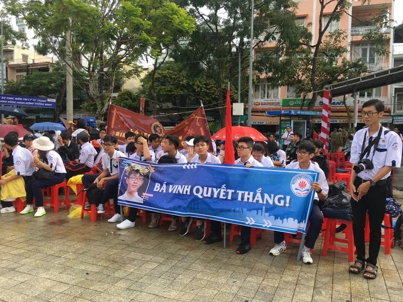 Cần Thơ nóng với hơn 3.000 người cổ vũ Nguyễn Bá Vinh  - ảnh 4