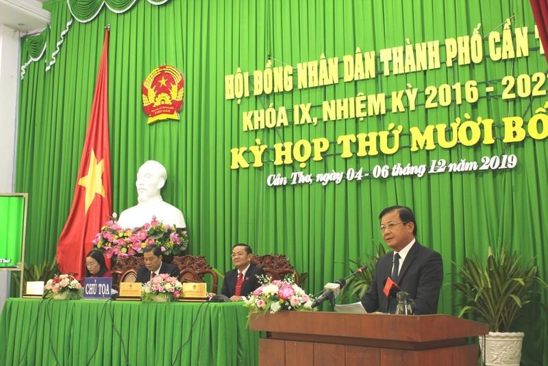 Phó Chủ tịch Quốc hội: Cần Thơ làm tốt vai trò trung tâm vùng - ảnh 2