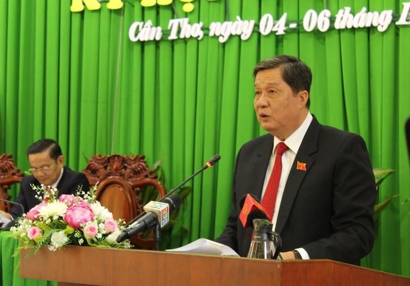 Phó Chủ tịch Quốc hội: Cần Thơ làm tốt vai trò trung tâm vùng - ảnh 1