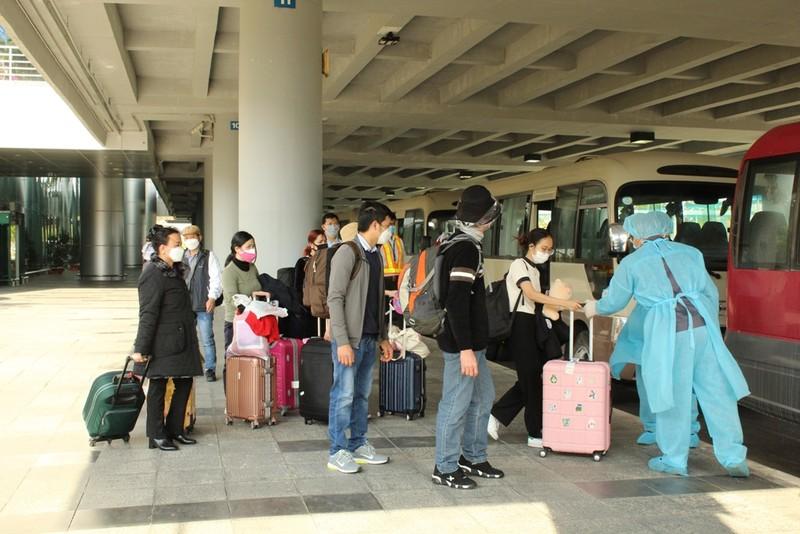 COVID-19: 121 người về từ Hàn Quốc được cách ly tại Sóc Trăng - ảnh 6
