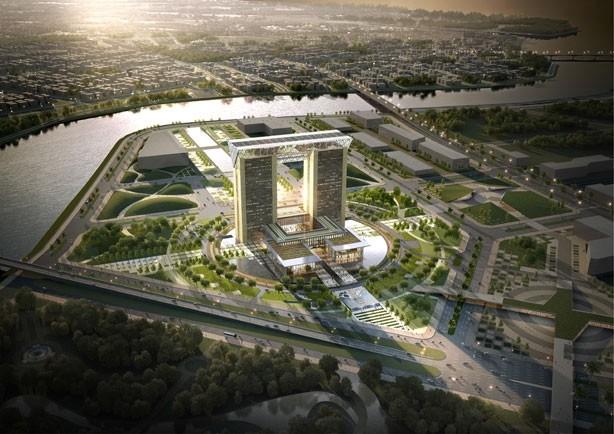 Cần Thơ: 1 công ty muốn được xây dựng trung tâm hành chính mới - ảnh 2