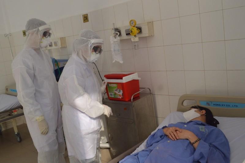 Cần Thơ: 1 ca dương tính SARS-CoV-2 đang cách ly điều trị - ảnh 1