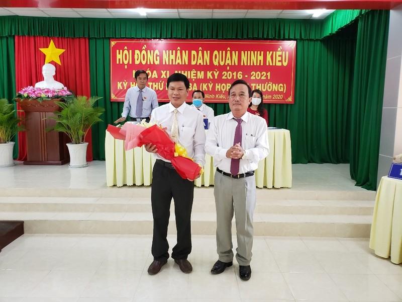 Nguyễn Thái Bảo - Phó Chủ tịch UBND quận Ninh Kiều