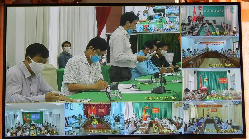 Chủ tịch Cần Thơ: Sở GTVT giải quyết sớm vấn đề các bến đò - ảnh 2