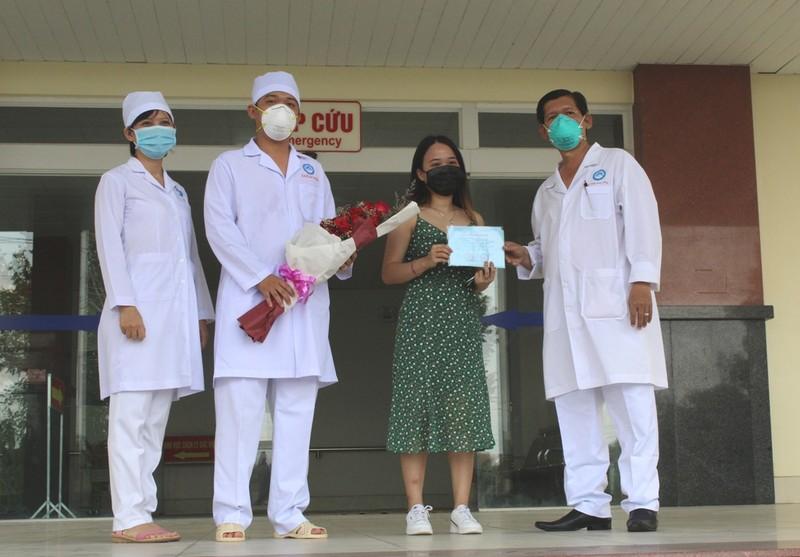 Cần Thơ: Bệnh nhân 154 được công bố khỏi bệnh - ảnh 2
