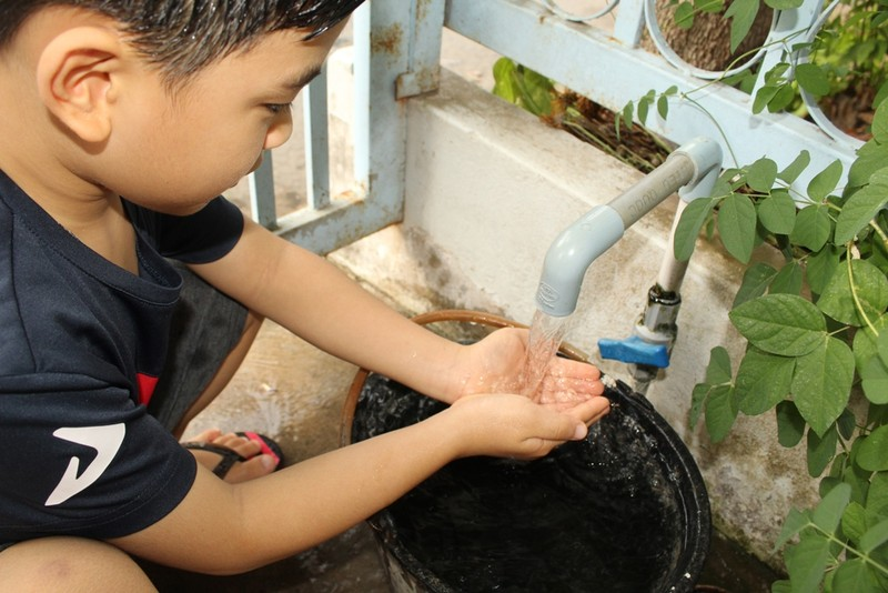 Cần Thơ: Điều chỉnh giảm giá nước sạch sinh hoạt - ảnh 1