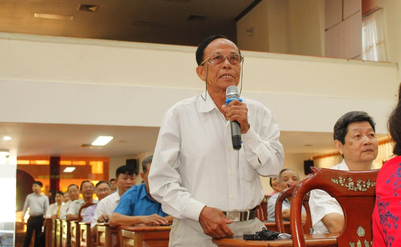 Chủ tịch Quốc hội trả lời cử tri vụ án Hồ Duy Hải - ảnh 1