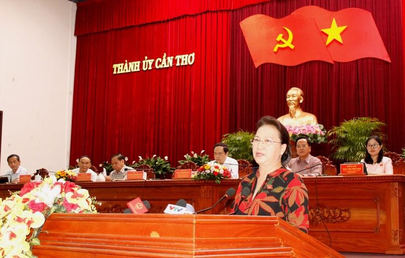 Chủ tịch Quốc hội trả lời cử tri vụ án Hồ Duy Hải - ảnh 2