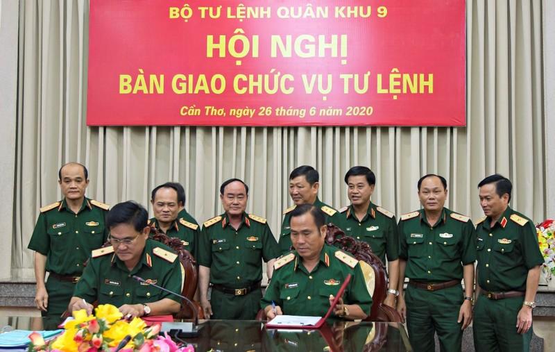 Thiếu tướng Nguyễn Xuân Dắt giữ chức Tư lệnh Quân khu 9 - ảnh 1