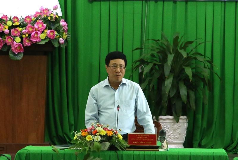 Phó Thủ tướng: Không dùng vốn vay ODA để giải phóng mặt bằng - ảnh 3