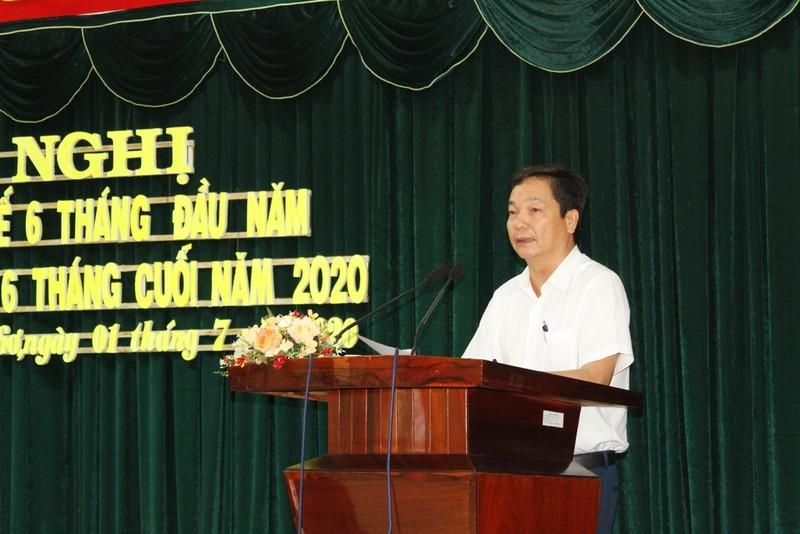 Cần Thơ: Cách chức, cảnh cáo 2 công chức ngành thuế - ảnh 1