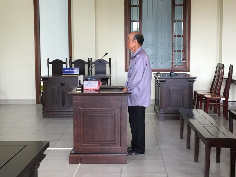 Người đàn ông 74 tuổi lãnh án tù vì lừa 'chạy án' - ảnh 1