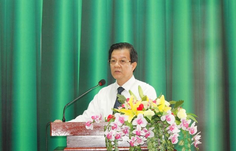 Thẩm phán Thái Quang Hải giữ chức chánh án TAND TP Cần Thơ - ảnh 3