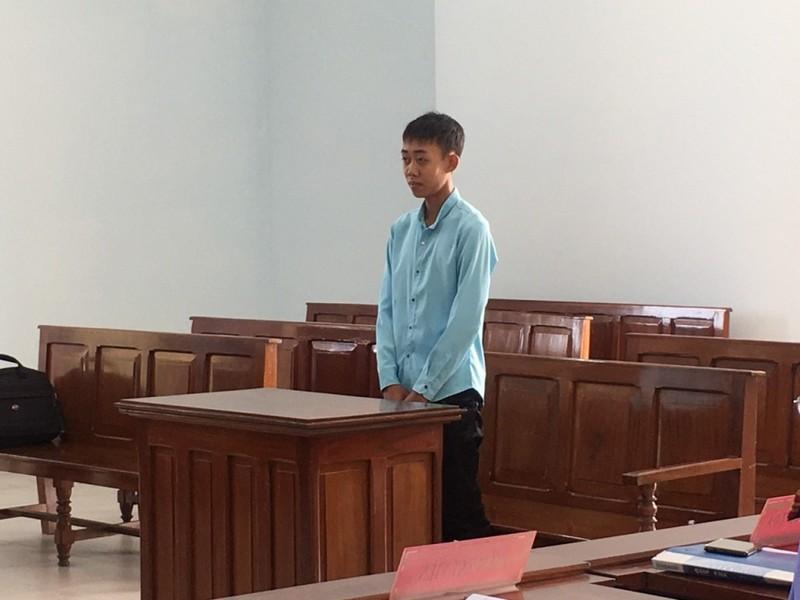 Bị phạt 12 năm tù vì 'yêu' bé gái 11 tuổi - ảnh 1