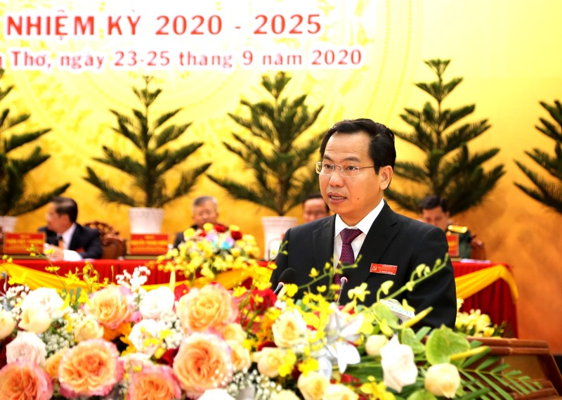 TS Lê Quang Mạnh làm Bí thư Thành ủy Cần Thơ - ảnh 1