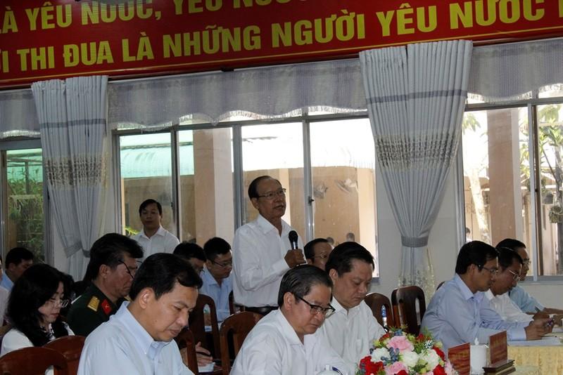Chủ tịch Quốc hội nói về các tuyến đường cao tốc cho miền Tây  - ảnh 1