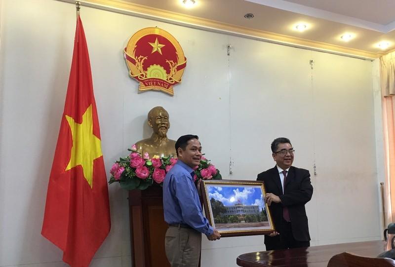 Đại học Hoa Sen muốn mở phân hiệu ở Cần Thơ - ảnh 2