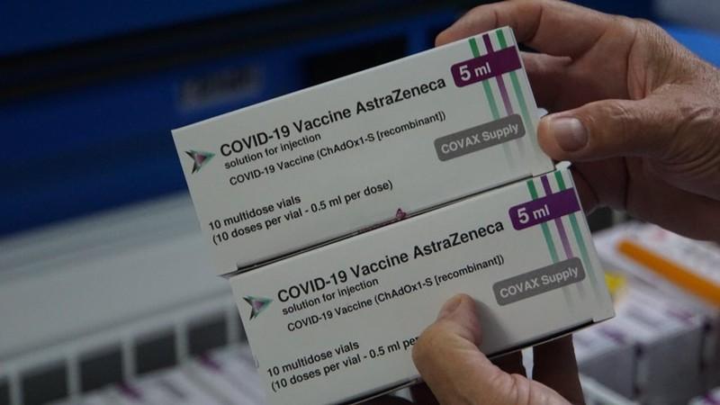 Cần Thơ tiếp nhận 6.700 liều vaccine phòng COVID-19 - ảnh 2