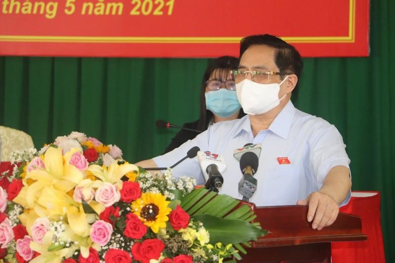 Thủ tướng:Truyền cảm hứng cho người dân cùng xây dựng Cần Thơ - ảnh 3