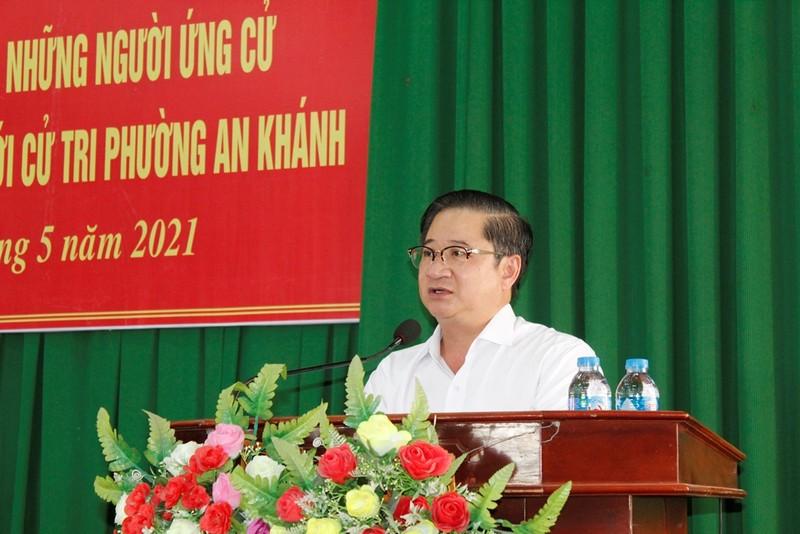 Chủ tịch Cần Thơ nói về việc cho học sinh nghỉ học ngày 10-5 - ảnh 1