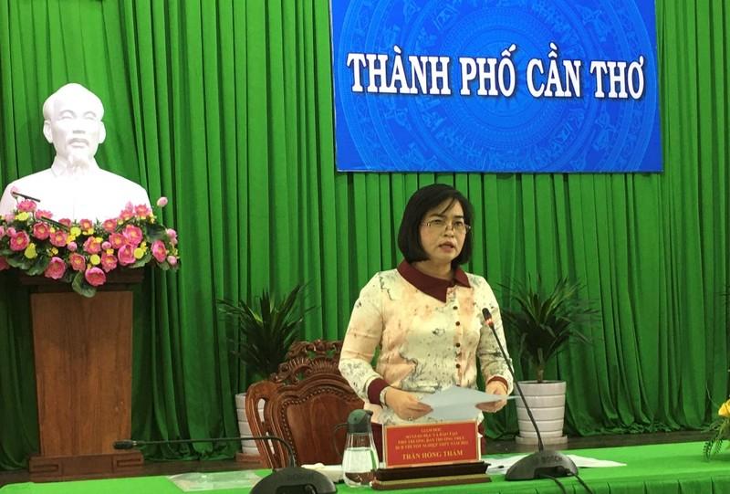 Giám đốc Sở GD&ĐT TP Cần Thơ xin nghỉ việc vì lý do sức khỏe - ảnh 1