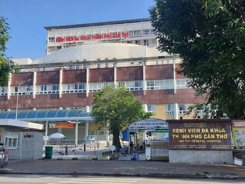 BV Đa khoa TP Cần Thơ tạm ngưng tiếp nhận một số hoạt động khám, chữa bệnh - ảnh 1