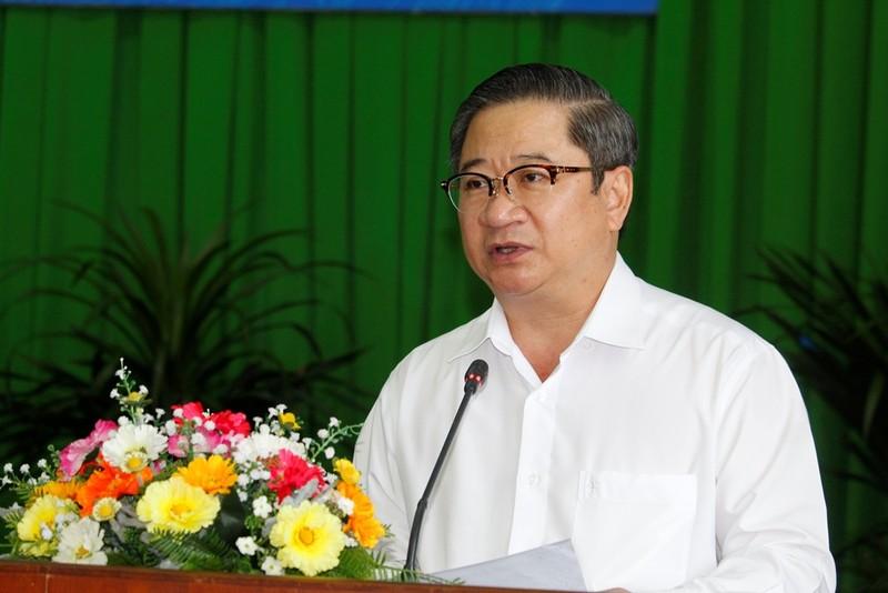 Chủ tịch Cần Thơ chỉ đạo sớm chi tiền hỗ trợ người dân khó khăn - ảnh 1