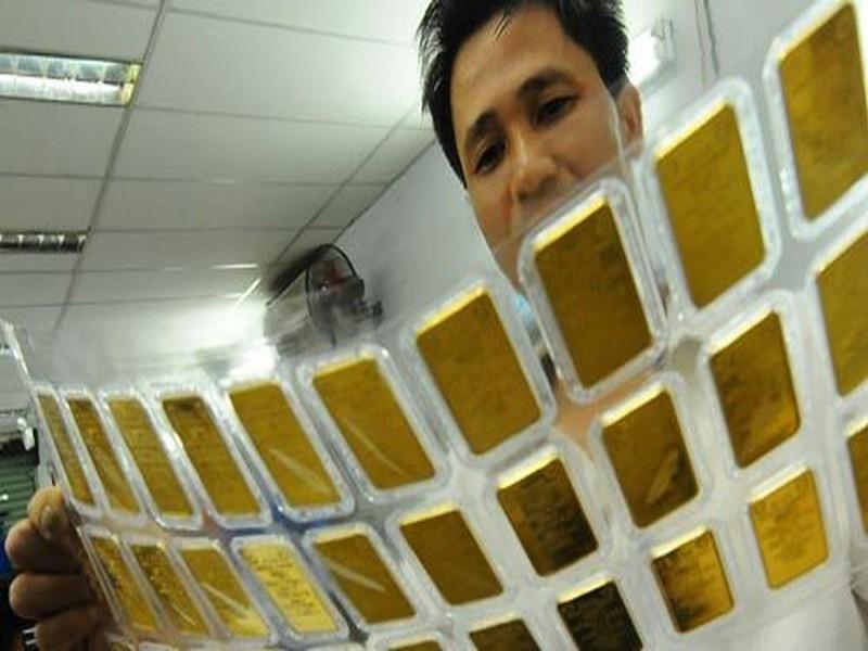 Gần 10.000 doanh nghiệp kinh doanh vàng miếng đóng cửa - ảnh 1