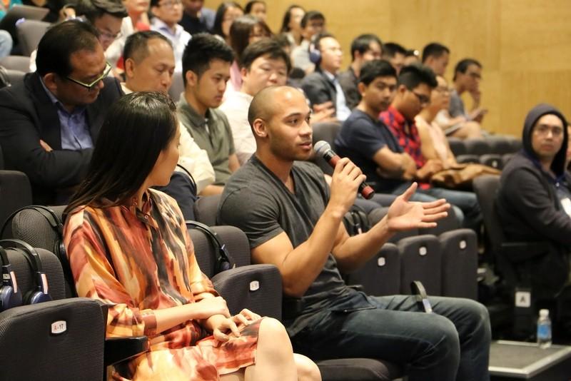 Nhà phát minh hàng đầu nói gì với Start-up Việt ? - ảnh 1