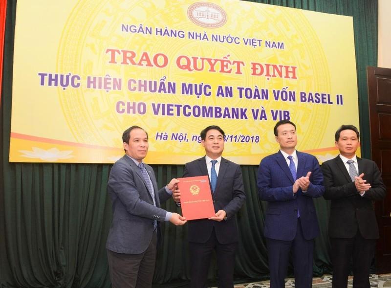 2 ngân hàng đạt chuẩn khắt khe Basel II đầu tiên ở Việt Nam - ảnh 1