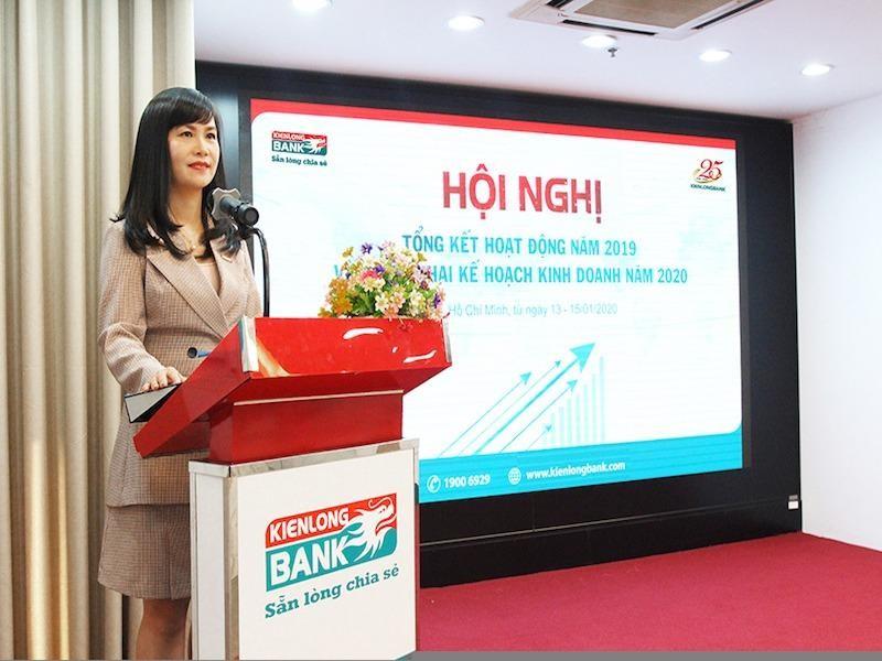 Kienlongbank nói gì về lợi nhuận trước thuế 2019 bị sụt giảm? - ảnh 1