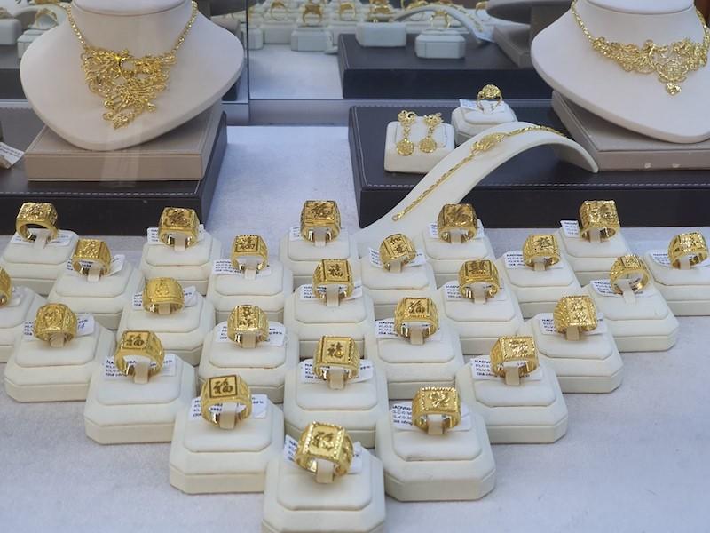 Giá vàng tăng hơn 4 triệu đồng/lượng trong 'tuần sóng gió' - ảnh 1