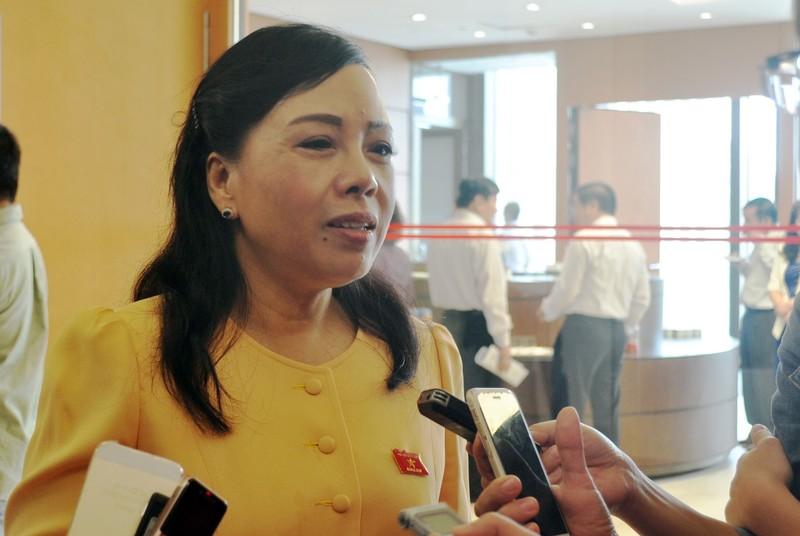 Bộ trưởng Nguyễn Thị Kim Tiến chia sẻ về quyết định hiến tạng - ảnh 1