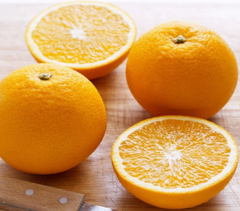 cam có nhiều chất ô xy hóa