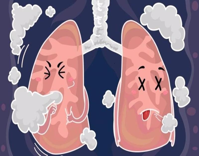 dấu hiệu phổi có vấn đề 4