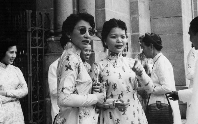 Trang phục phụ nữ Sài Gòn những năm 1950 - ảnh 3
