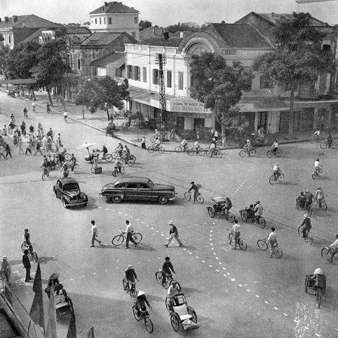 Phố cổ Hà Nội năm 1959 qua tay máy người châu Âu - ảnh 2