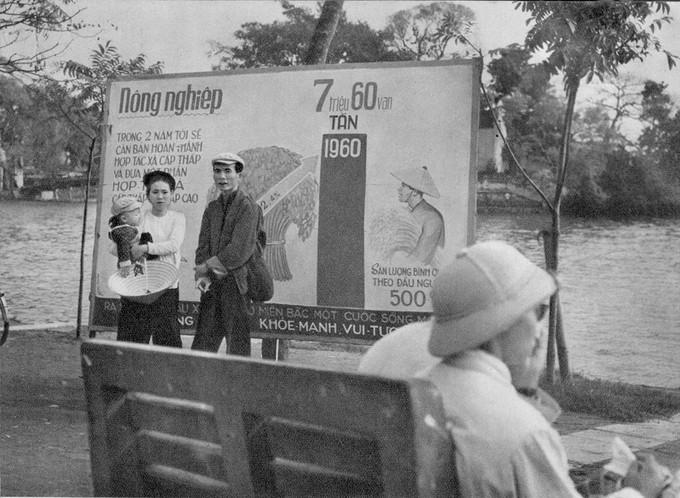 Phố cổ Hà Nội năm 1959 qua tay máy người châu Âu - ảnh 3
