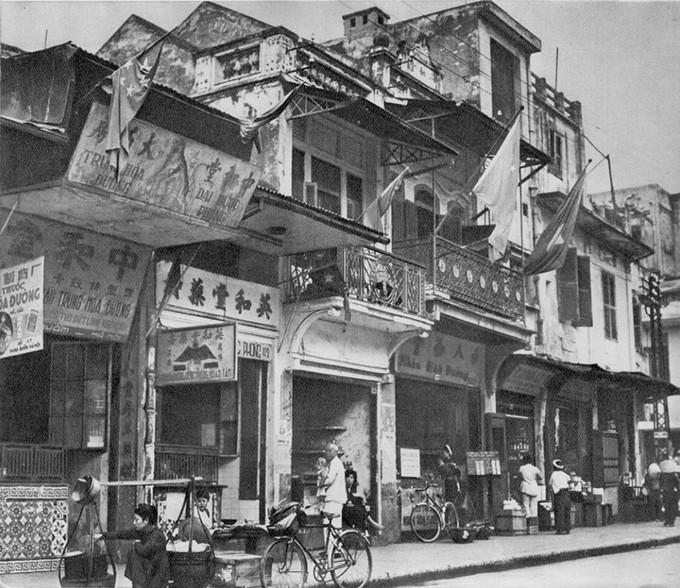 Phố cổ Hà Nội năm 1959 qua tay máy người châu Âu - ảnh 4