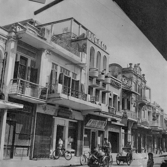 Phố cổ Hà Nội năm 1959 qua tay máy người châu Âu - ảnh 5
