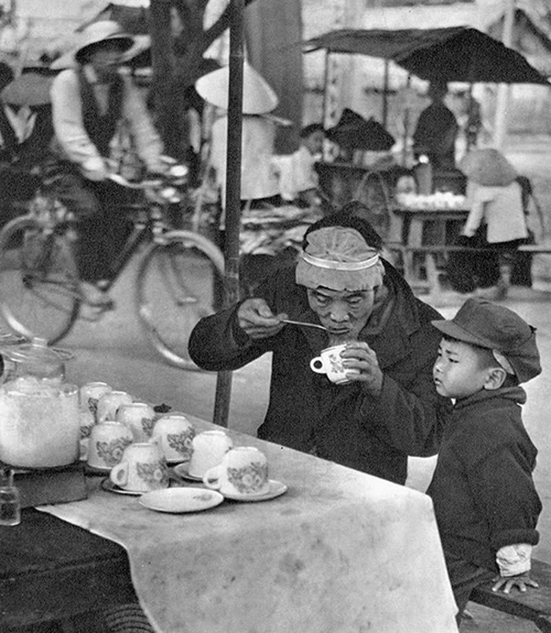 Phố cổ Hà Nội năm 1959 qua tay máy người châu Âu - ảnh 6