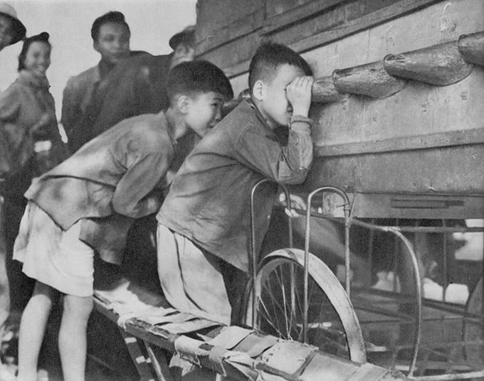 Phố cổ Hà Nội năm 1959 qua tay máy người châu Âu - ảnh 7