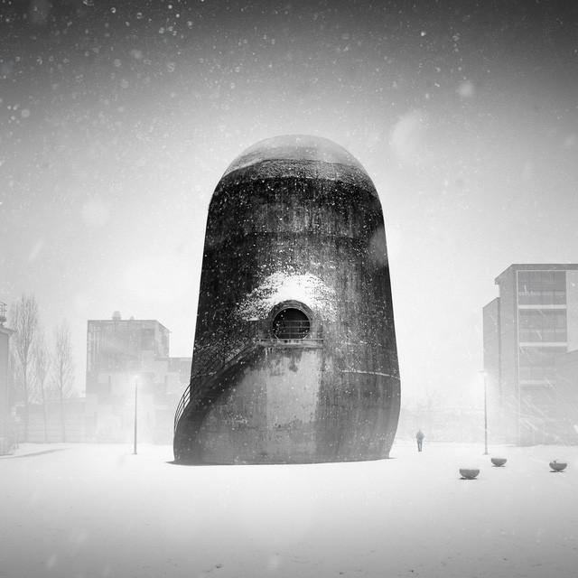 Giải mở - hạng mục ảnh Kiến trúc - tay máy Andreas Pohl (Đức) giành chiến thắng.