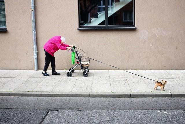 Giải mở - hạng mục ảnh Đường phố - tác giả Manuel Armenis (Đức)