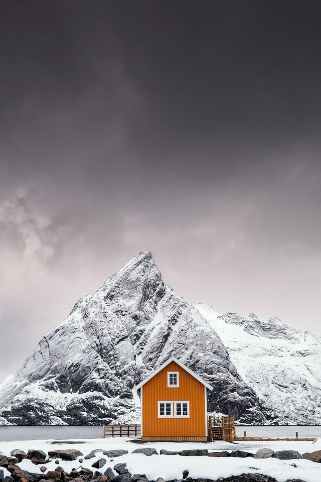 Giải mở - hạng mục ảnh Du lịch - tác giả Mikkel Beiter (Đan Mạch)